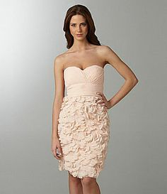 JS Collections Strapless Dress at ShopStyle