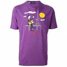 (ディースクエアード) DSQUARED2 S71GD0069 S20696 382 プリント ポケット Tシャツ 半袖 パープル (並行輸入品) RICHJUNE (S) DSQUARED2(ディースクエアード) http://www.amazon.co.jp/dp/B011Z1FQBA/ref=cm_sw_r_pi_dp_JFM3vb0PTP9R1