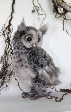 Owl Runa By Averina Olesya - Bear Pile