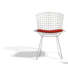 Via DesignStyle | Bertoia Side Chair