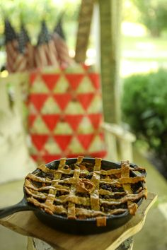 Blueberry Bushes, Cast Iron Cooking, Waffles, Berries, Pie, Cooking Recipes, Peach, Breakfast, Food