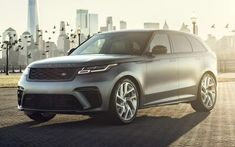The New 2020 Range Rover Velar: Specifications & Review   MotorCycleRelese.com The New Range Rover, Gasoline Engine, Audi Q7, New Engine, Four Wheel Drive, Cars, Autos, Car, Automobile