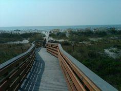 the boardwalk// Hilton Head Island, SC