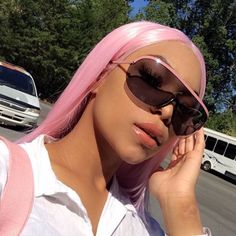 Preferred Human Hair Princess Pink Lace Front Wigs for Women School Looks, Lindsay Lohan, Weave Hairstyles, Cute Hairstyles, Britney Spears, Juicy Couture, Paris Hilton, Girly, Hip Hop
