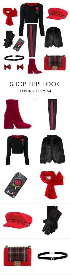 """Без названия #15"" by alina8428 ❤ liked on Polyvore featuring Maison Margiela, County Of Milan, House of Fluff, Lacoste, Polo Ralph Lauren, Chanel, BillyTheTree and Collectif"
