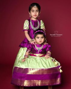 Girls Frock Design, Baby Dress Design, Kids Frocks Design, Kids Indian Wear, Kids Ethnic Wear, Kids Dress Wear, Dresses Kids Girl, Baby Dresses, Kids Wear