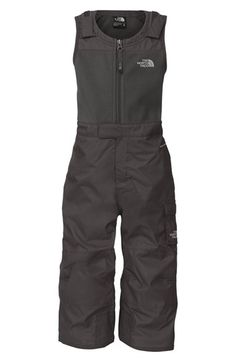 The North Face 'Snowdrift' Waterproof Insulated Bib Overalls (Toddler Boys &Little Boys)