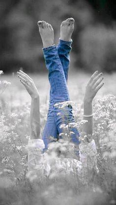 . Disfruta de la vida como si de un paseo tranquilo se tratara, nada de perturbar la felicidad de ese momento.