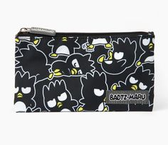 Badtz-Maru Pencil Case: Busy Day