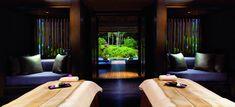 Spa @ Ritz-Carlton Reserve Phulay Bay in Krabi, Thailand