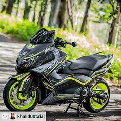 いいね!1,496件、コメント1件 ― La Tmaxerie Guadeloupe さん(@la_tmaxerie)のInstagramアカウント: 「#tmax #yamaha #maxiscoot #bikelife #la_tmaxerie」 Tmax Yamaha, Yamaha Nmax, Yamaha Scooter, Moto Scooter, Yamaha Motorcycles, Moto Bike, Motorcycle Bike, Scooter Design, Motorbike Design