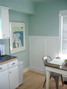 palette: paints shown here are valspar's woodlawn colonial gray