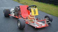 Ayrton Senna's Go Kart