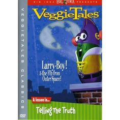 Veggie Tales: LarryBoy   100 OF THESE