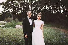 Charming Texas Hill Country Wedding: Lauren + Jeffrey   Green Wedding Shoes Wedding Blog   Wedding Trends for Stylish + Creative Brides