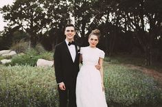Texas glam wedding shot by Lauren Apel Photo