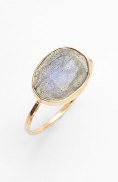 Melissa Joy Manning Small Stone Ring on shopstyle.com