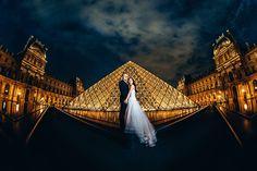 wedding portrait louvre paris