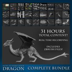 Dragons Workshop – COMPLETE Bundle By Jesse Sandifer https://gumroad.com/a/286274675