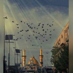 السلام على الحسين ...
