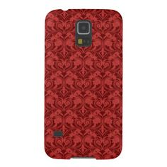 Red Wallpaper Galaxy S5 Case