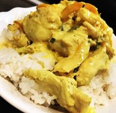 Poulet sauce Boursin au Cookeo - Debra A Newberry Vegetarian Dishes Healthy, Clean Eating Vegetarian, Vegetarian Meals For Kids, High Protein Vegetarian Recipes, Low Carb Vegetarian Recipes, Vegetarian Curry, Healthy Food, Vegan Zucchini Recipes, Healthy Bread Recipes