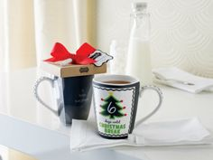 WHO DOESN'T NEED A MUG AT THIS TIME OF YEAR! ADORABLE CHALK COUNT DOWN MUG!