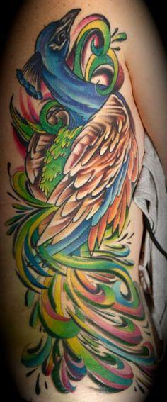 from http://prigermano.blogspot.pt/2012/03/peacock-tattoo-tatuagem-pavao.html
