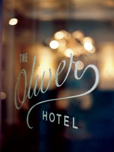The Oliver in Knoxville, Cortney Bishop Design via Garden and Gun