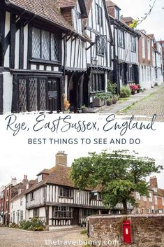 A guide to visiting Rye in East Sussex, England. What to see and do in Rye, East Sussex, with tips on the best things to see, do, eat and drink and where to stay for a perfect weekend break to Rye, East Sussex #Rye #EastSussex #England #weekendbreak Travel Advice, Travel Tips, Uk Holidays, Weekend Breaks, European Destination, East Sussex, Rye, Wanderlust Travel, Holiday Destinations
