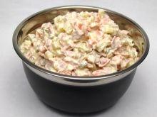 Šunkový šalát Mayonnaise, Czech Recipes, Ethnic Recipes, Pasta Salad, Potato Salad, Salads, Good Food, Food And Drink, Dips