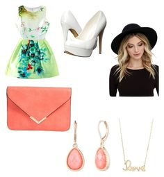 """Untitled #33"" by linkypoostalker on Polyvore featuring beauty, Michael Antonio, RHYTHM, Vintage America and Sydney Evan"