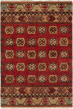 Rugstudio Presents Famous Maker Mojore 100698 Hand Knotted Best Quality Area Rug
