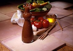 National Honey Board Recipe: Fresh Tomato Dressing