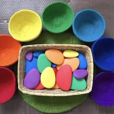 When choosing toys, ensure that they are open-ended toys in that they can be played with in multiple and varied ways. Toddler Learning Activities, Montessori Activities, Infant Activities, Kids Learning, Diy Learning Toys, Diy Educational Toys, Montessori Baby, Homemade Toys, Toddler Play