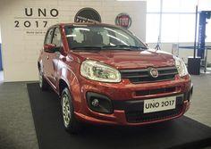 Canadauence TV: Fiat Uno 2017 estreia novos motores Firefly