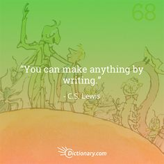 14 Quotes to Inspire Your Writing by Dictionary.com