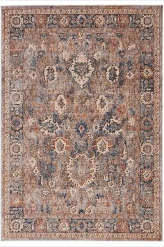 Polyester Rugs, Rectangle Area, Burke Decor, Mild Soap, Rugs In Living Room, Oriental Rug, Blue Area Rugs, Colorful Rugs
