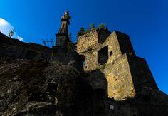 Our Family Castle in Poland Zamek Kamieniec w Odrzykoniu / Kamieniec castle, Poland | Zamek Kamieniec, Odrzykoń.  Kamieniec castle in Odrzykon, Poland.  Fot. Mariusz Cieszewski