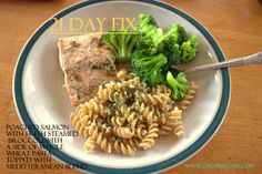 21 Day Fix Clean Eating Recipe Ideas