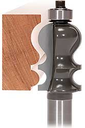 MLCS molding plane profile cutters Baseboard Molding, Baseboards, Trim Carpentry, Moulding Profiles, Wood Storage Box, Router Woodworking, Profile Design, Router Bits, Powder Room