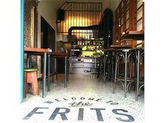 FRITS | beer and burgers in West! Jan Evertsenstraat 135 Mercatorplein