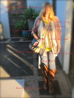 Nina Proudman inspired outfit