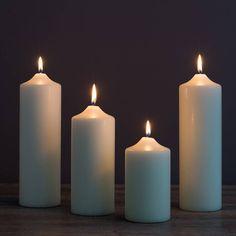 pillar candles - Google Search