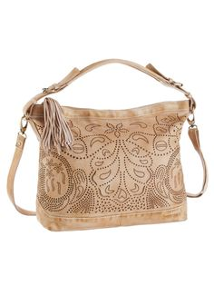 Bruno Banani Hobo Shopper Handtasche