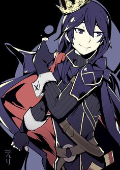 Happy Birthday Lucina!
