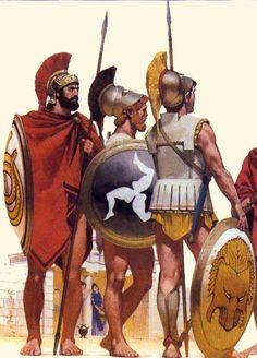 Ancient Greek Sculpture, Ancient Greek Art, Ancient Greece, Greek History, Ancient History, Military Art, Military History, Classical Greece, Rome Antique