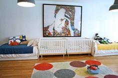 Bebek Odaları (Baby's room, Nursery room)  http://www.dhtasarim.com/bebek-odalari-babys-room-nursery-room.html#