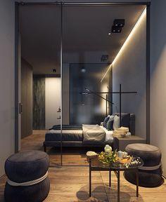Loft Inspiration // Loft Interior The Perfect Scandinavian Style Home Interior Design Examples, Loft Interior Design, Interior Design Inspiration, Interior Architecture, Design Ideas, Ikea Interior, Design Design, Design Trends, Grey Home Decor