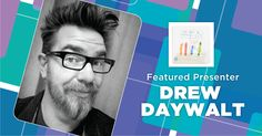 Announcing Drew Daywalt as a Featured Presenter for the Art Ed Now 2017 Winter Online Conference!